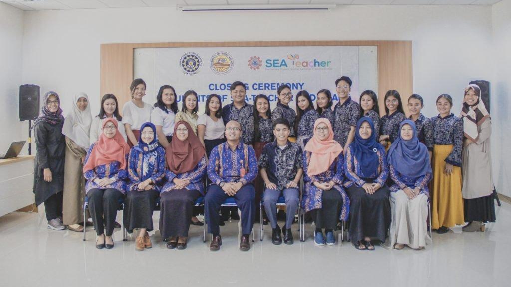 Closing Ceremony Student Sea-Teacher dan USANT