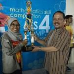 Mathematics Skill Competition IV  digelar HMPS Pendidikan Matematika FKIP UAD