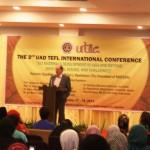 PROGRAM STUDI PENDIDIKAN BAHASA INGGRIS MENGADAKAN The 3rd UTIC 2014