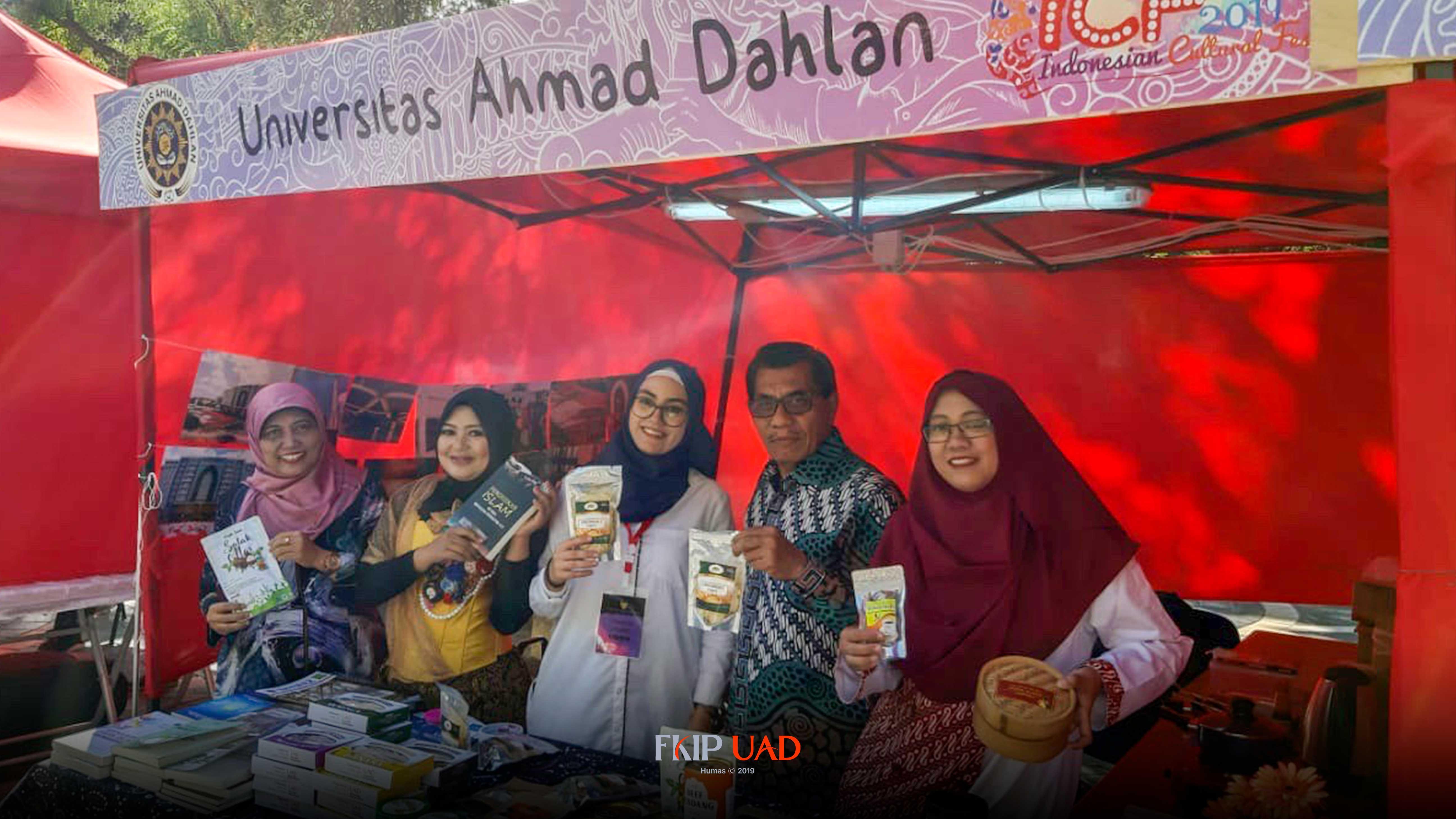 Indonesian-Cultural-Festival--2019-FKIP-UAD