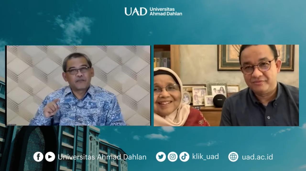 Kuliah Umum FKIP UAD