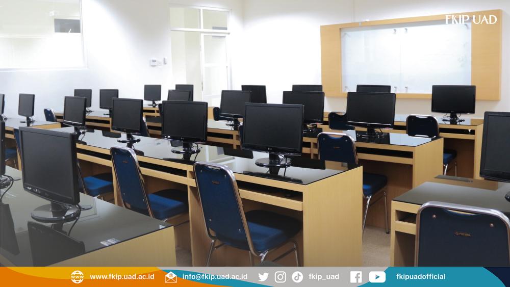 Lab Multimedia FKIP UAD