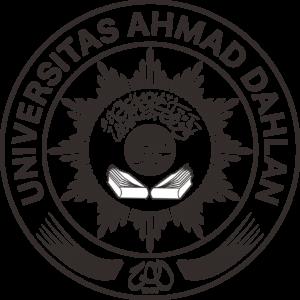 Logo UAD Hitam Putih