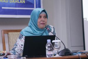 Renstra dan Renop FKIP UAD Utik Bidayati, M.M